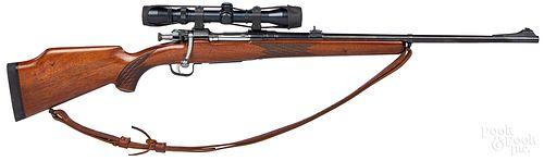 US Remington model 1903-A3 sporterized rifle