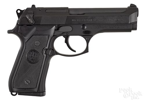 Beretta model 92FS Centurion semi-auto pistol
