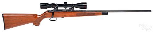 Remington model 541-T bolt action clip fed rifle