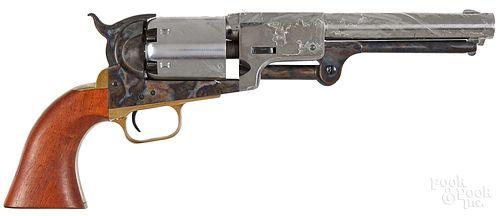 Boxed Colt 3rd Dragoon replica revolver