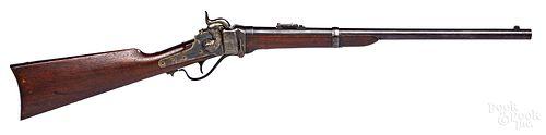 Sharp's New model 1863 saddle ring carbine