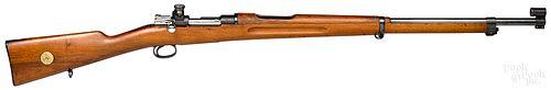 Swedish Carl Gustafs model 1896 Mauser rifle