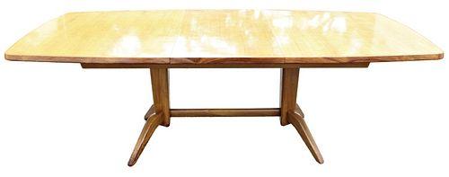 Gordon Russell Bombay Rosewood & Mahogany Table