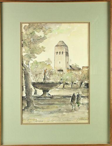 MCM Modern Cali Watercolor
