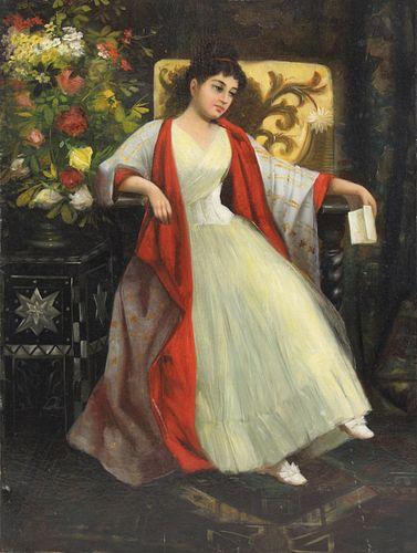 J BACH (EUROPEAN, 19TH CENTURY).
