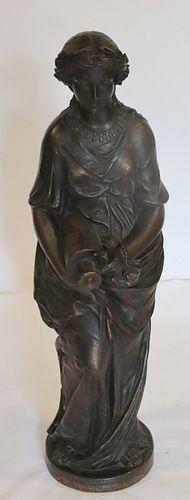 Antoine Durenne  (French 1822 - 1895) Signed