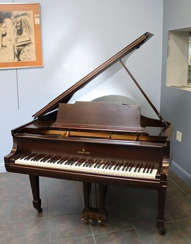 Steinway And Sons Model M, Serial # 267270 Piano