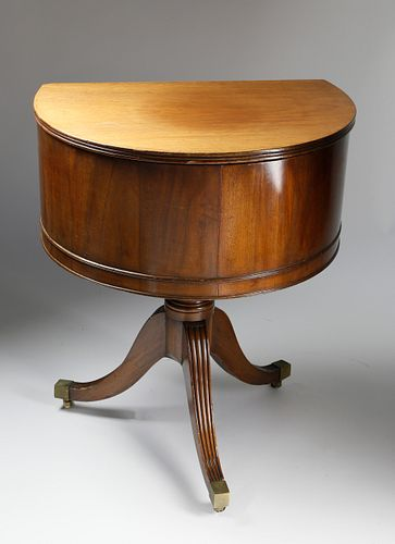 Regency Mahogany Cellarette, circa 1820