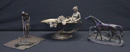 Bronze Decorative Lot