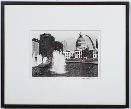 "Lee Friedlander ""The American Monument"" Photograph"