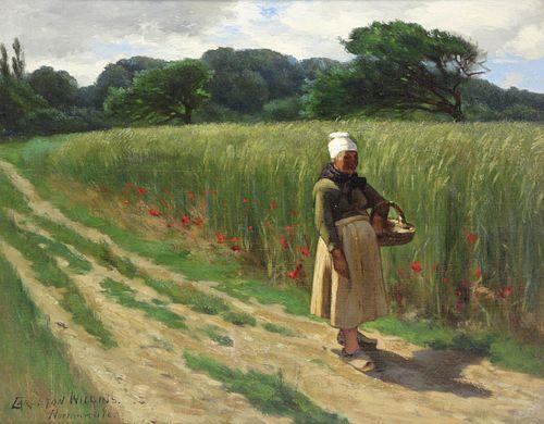 CARLETON WIGGINS (AMERICAN, 1848-1932).