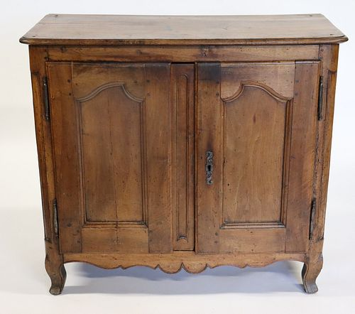 18th/19th Century French Provincial 2 Door Server.