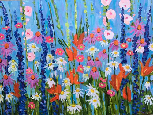Amy Dare Middleton, Mimmsy's Garden