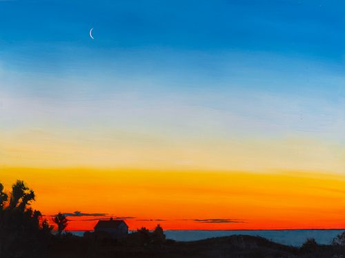 Jon Friedman, Hopper House Sunset