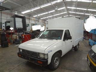 Camioneta Nissan D21 2008