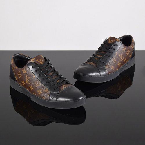 Louis Vuitton Monogram Men's Low-Top Sneakers