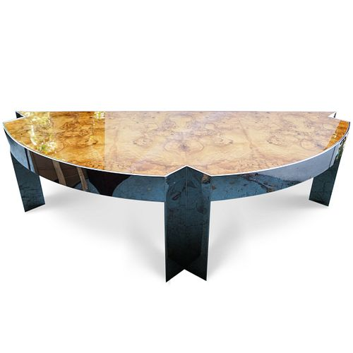 "Leon Rosen ""Mezzaluna"" Pace Collection Desk"