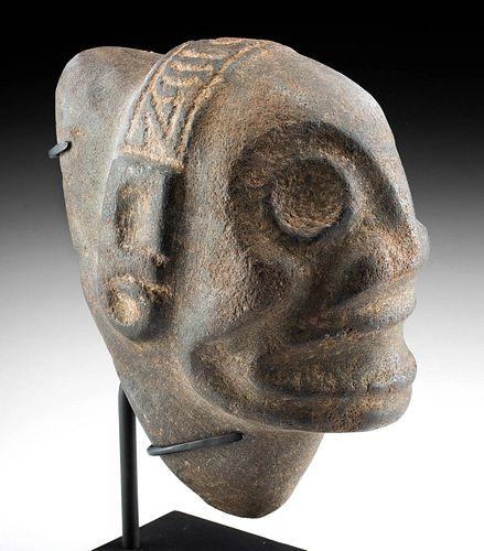 Taino Stone Zemi Figure