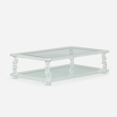Contemporary, coffee table