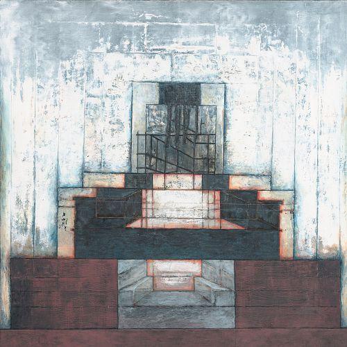 Jemison Faust, Gateway #7, 2008, Mixed Media