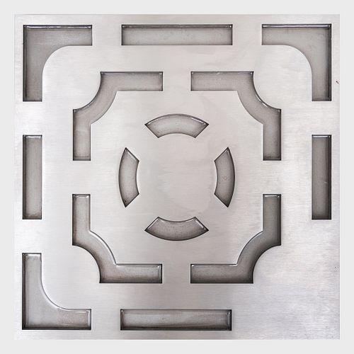 Valeska Soares (b. 1957): Untitled (Model After Vanishing Point)