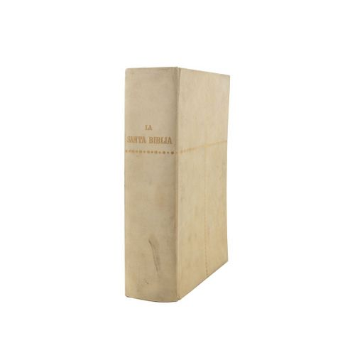 Pérez de Urbel, Justo. La Santa Biblia. Biblia de la Familia. España: Editorial Planeta, 1961.