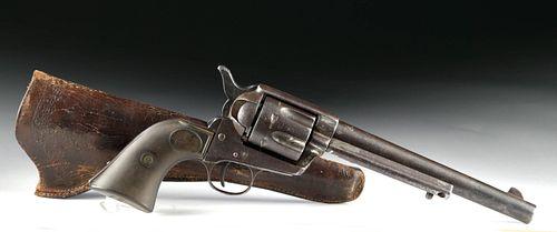 1900s Mexican Colt Revolver - General Pasqual Orozco