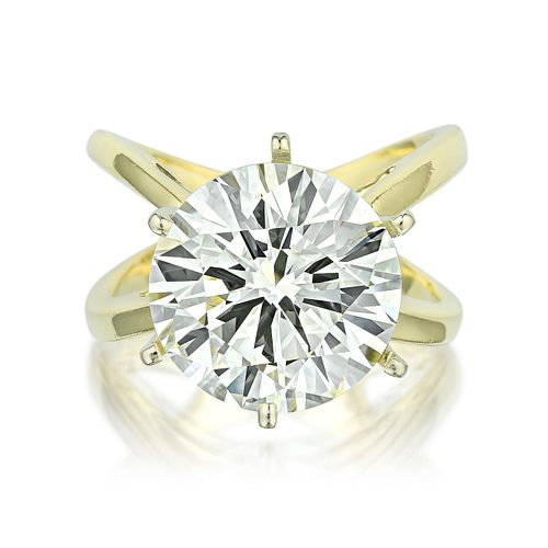 6.25-Carat Diamond Ring