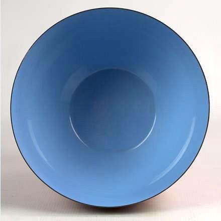 Richard Anuszkiewicz Op Art Enamel Bowl - Courtesy Earle D Vandekar of Knightsbridge, Pennsylvania