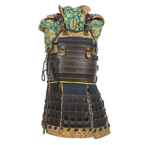 Edo Period Japanese Samurai Armor
