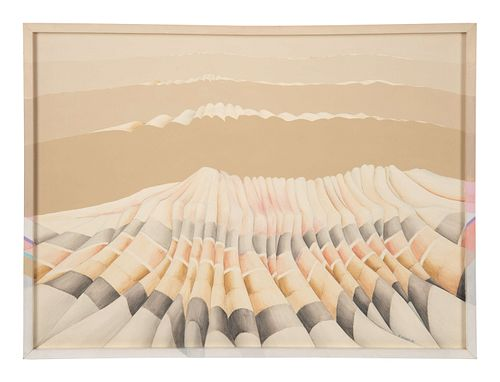 Priscilla Humay (American, 20th century) Untitled, 1976