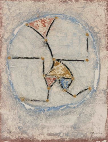 Jean Brisson (French, 1931-1999) Untitled