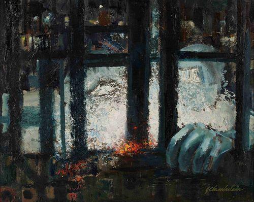 John Chamberlain (American, 1927-2011) Welders