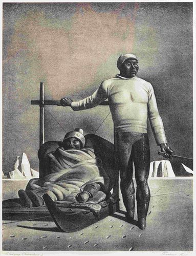 Rockwell Kent (American, 1882-1971) Group of Prints