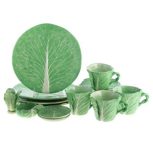 16 Pieces Dodie Thayer Jupiter Lettuce Wear