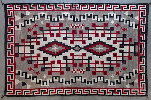 Navajo, Klagetoh Area Rug, ca. 1930-1940
