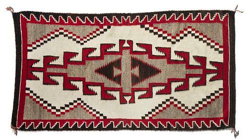 Navajo, Ganado Textile, ca. 1940