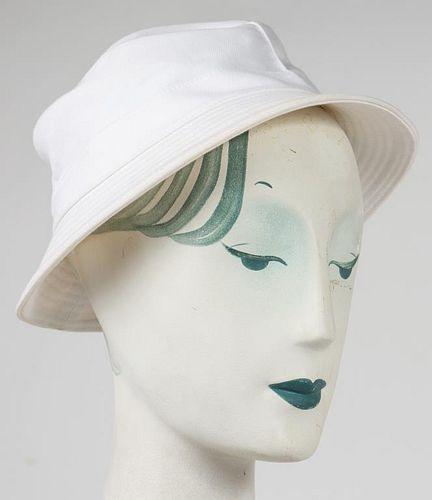 Hermès Cotton Bucket Hat