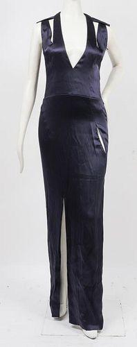 Tom Ford Designer V-Neck Evening Gown