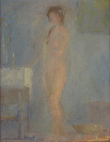 HARRY RAYMOND HENRY (AMERICAN, 1882-1974).
