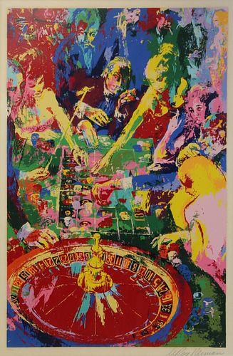 LEROY NEIMAN (AMERICAN, 1921-2012).