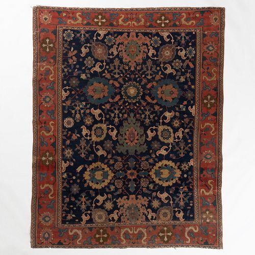 Caucasian Heriz Carpet