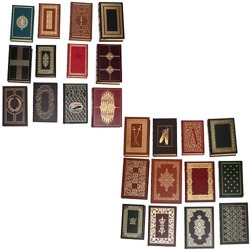 Easton Press: (100) vols, Greatest Books Written