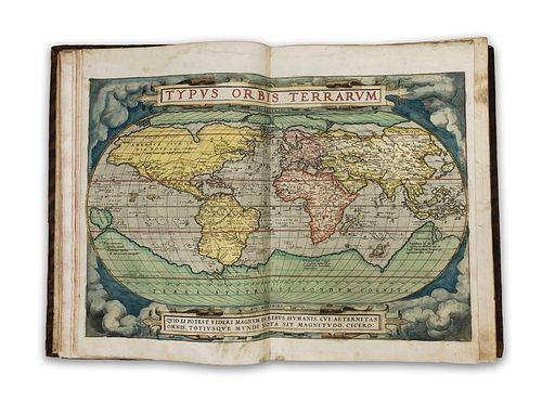 Ortelius, Abraham. Theatrum Orbis Terrarum (atlas)