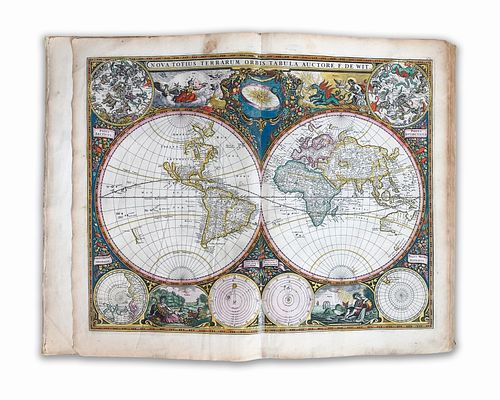 Wit, Frederick de. General Atlas