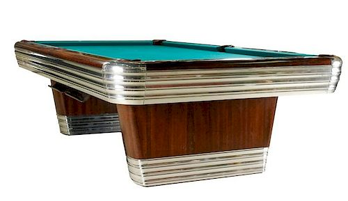 BrunswickBalkeCollender Centennial Pool Table By Ahlers Ogletree - Brunswick centennial pool table