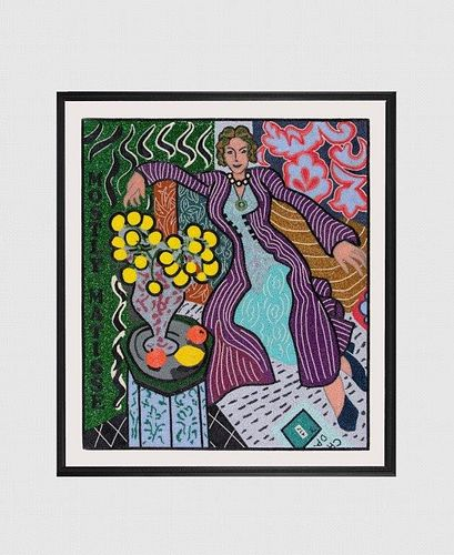 Cherry Goldblatt - Mostly Matisse