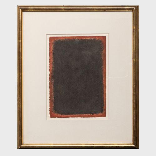 Mark Tobey (1890-1976): Untitled