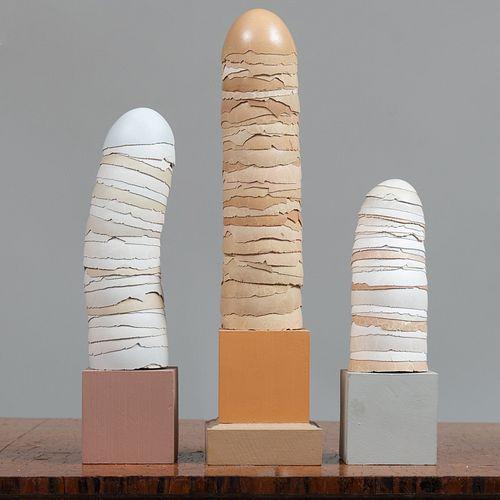 Monika Pizzichemi: Untitled: Three Works