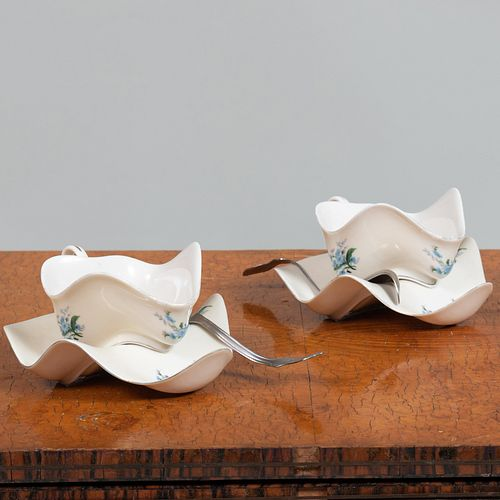 Robert Lazzarini (b. 1965): Peter Norton Family Christmas Project/Tea Cup: A Pair